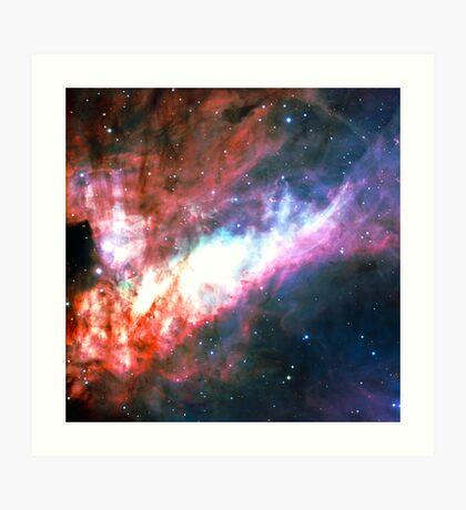 Omega [Omega Nebula] | Mathematix Art Print