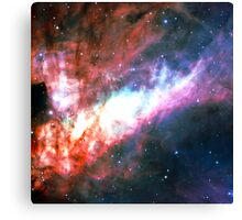 Pie Symbol 3.14 [Omega Nebula]   Mathematix Canvas Print
