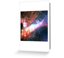 Pie Symbol 3.14 [Omega Nebula] | Mathematix Greeting Card