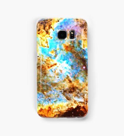 Pi Symbol 3.14 [Heart and Soul Nebula] | Mathematix Samsung Galaxy Case/Skin