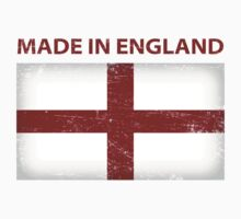 Made in England by teezie