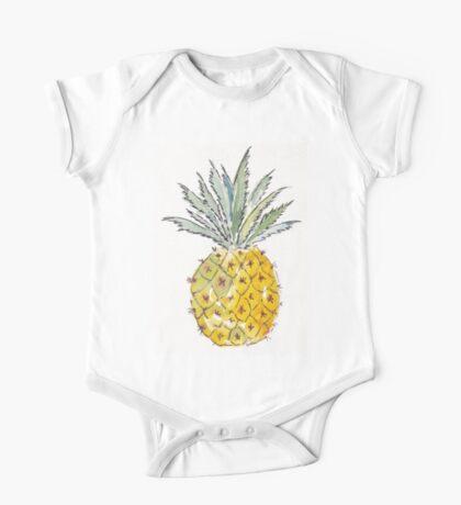 Pineapple pleasure One Piece - Short Sleeve