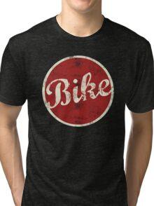 Bike Bicycle Cycling Tri-blend T-Shirt