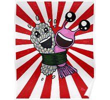 Sushi Hug! Poster