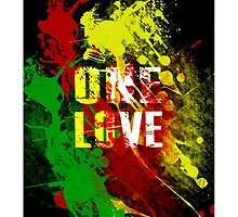 Rasta iPhone Case by hbhatia