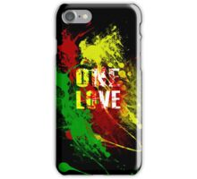 Rasta iPhone Case iPhone Case/Skin