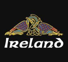 Ireland – Bird Knot  Kids Tee