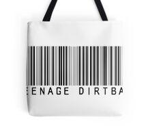 Teenage Dirtbag Barcode Tote Bag