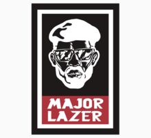 Major Lazer by BubbleCompany