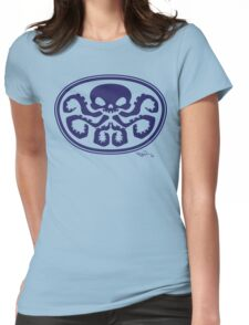 Hydra logo (boys and men) Womens Fitted T-Shirt