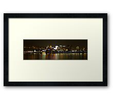 Cincinnati, Ohio Framed Print