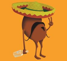 Mexican Peace Bean by andabelart