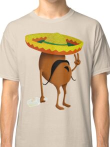 Mexican Peace Bean Classic T-Shirt