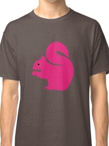 Big Pink Squirrel Classic T-Shirt