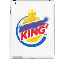 F*ck The King iPad Case/Skin