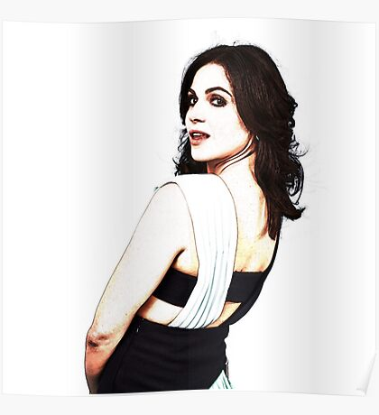Lana Parrilla - Once Upon a Time Poster
