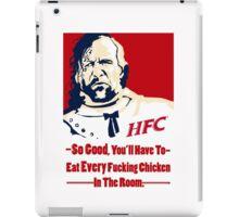 Every. F*cking. Chicken. iPad Case/Skin