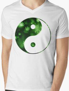 Yin Yang Weed T-Shirt