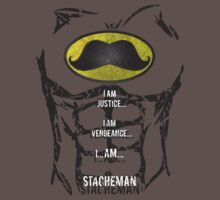 Stacheman! by andabelart