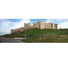 A Northumbrian Fortress Photographic Print