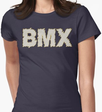 BMX Womens Fitted T-Shirt