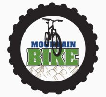 Mountain Bike Cycling Bicycle  by SportsT-Shirts