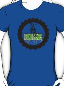 Mountain Bike Cycling Bicycle  T-Shirt