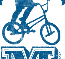 BMX Bike Cycling Bicycle  Sticker