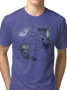 Sweeney Todd 1 Tri-blend T-Shirt