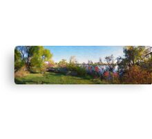Countryside Evening Canvas Print