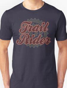 Trail Rider Bike Cycling Bicycle  Unisex T-Shirt