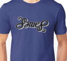 James ambigram Unisex T-Shirt
