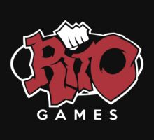 LEAGUE OF LEGENDS: RITO GAMES by meowsenpai