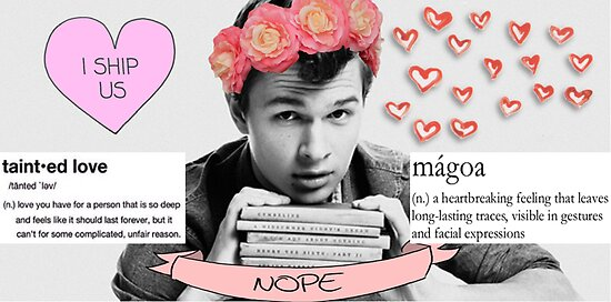 My perfect boy: Ansel Elgort by molley13