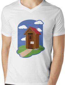 Designer @ Work Mens V-Neck T-Shirt