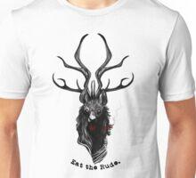 Eat the Rude. Unisex T-Shirt
