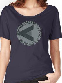 Arrow - ARGUS emblem Women's Relaxed Fit T-Shirt