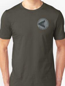 Arrow - ARGUS emblem distressed Unisex T-Shirt