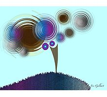 The Whirling Tree Photographic Print