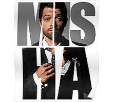 Misha Misha Misha Collins Poster
