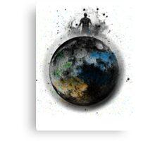 Celestial Baron Canvas Print