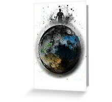 Celestial Baron Greeting Card