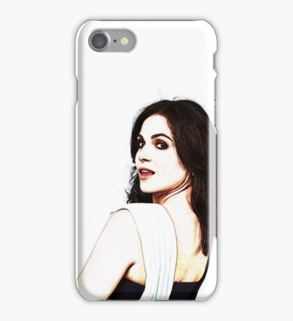 Lana Parrilla - Once Upon a Time iPhone Case/Skin