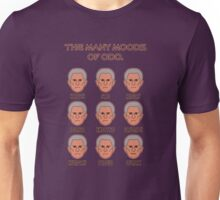 The Many Moods of Odo Unisex T-Shirt