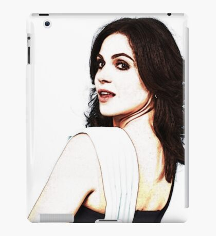 Lana Parrilla - Once Upon a Time iPad Case/Skin