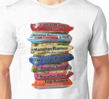Ramen Stack Unisex T-Shirt