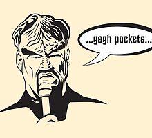 Gagh Pockets by TroytleArt