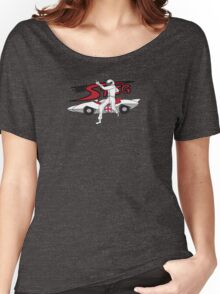 Go Tame Racer Women's Relaxed Fit T-Shirt