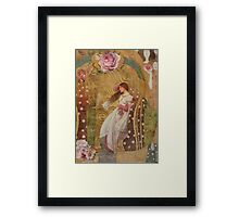 Sara Come Out To Play Framed Print