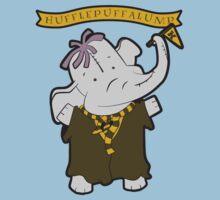 Hufflepuffalump Baby Tee